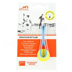 FRONTLINE Petcare tire-tiques