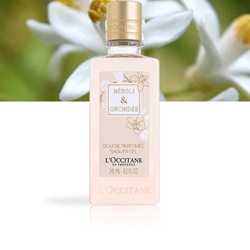 L'OCCITANE Douche Néroli & Orchidée 245ml