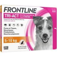 FRONTLINE Triple action chien S 3 pipettes