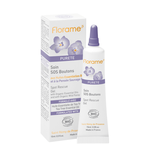 FLORAME Soin sos boutons 15 ml