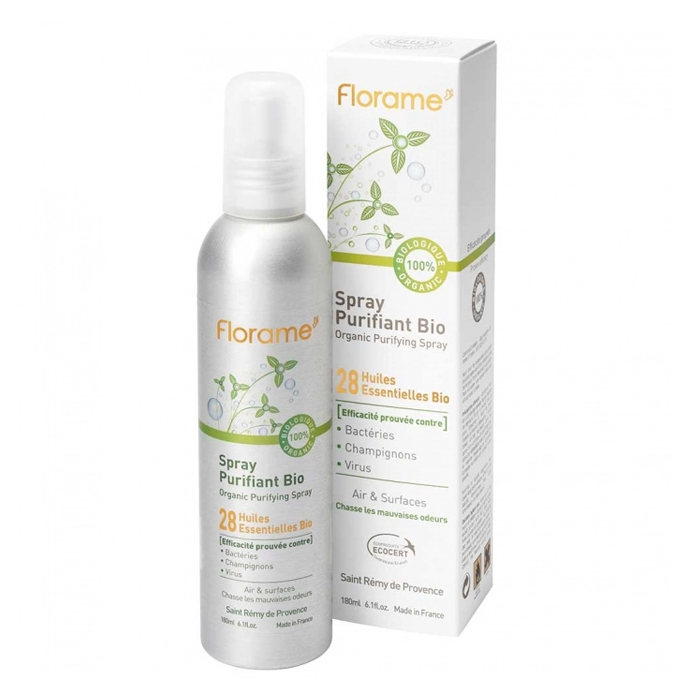 FLORAME Spray purifiant fraîcheur 180 ml