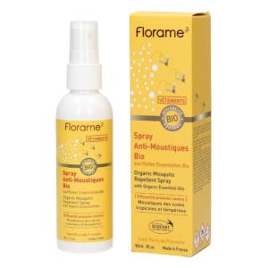 FLORAME Spray Anti-moustique 90 ml