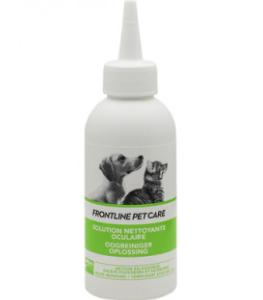 FRONTLINE Petcare solution occulaire nettoyante