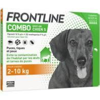 FRONTLINE Combo S chien 4 pipettes
