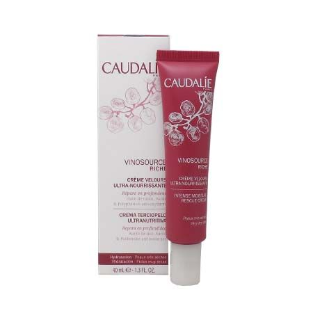 CAUDALIE Vinosource Crème velours riche 40 ml