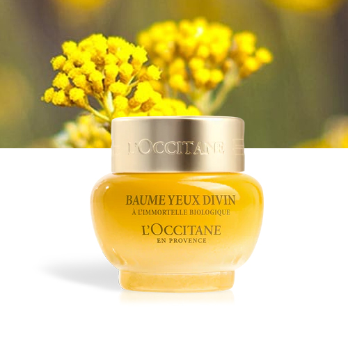 L'OCCITANE Baume Yeux Divin Immortelle 15ml