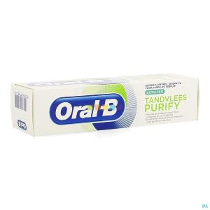 Oral-B Gencives Purify Extra Fraîcheur Dentifrice 75ml