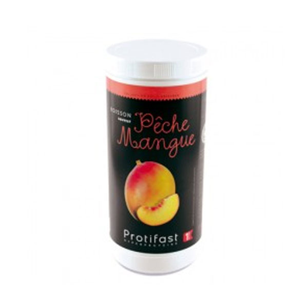 PROTIFAST Pêche mangue POT ECO