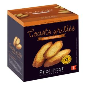 PROTIFAST 4:PM toasts grillés