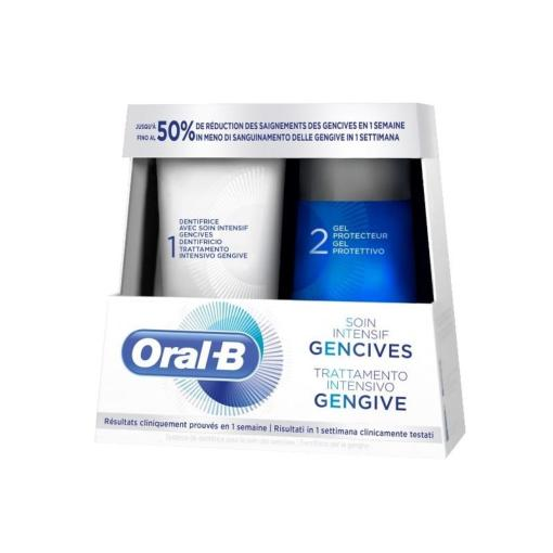 ORAL-B Dentifrice soin intensif gencive 148 ml