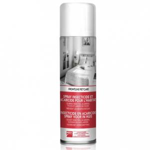 FRONTLINE Petcare spray insecticide habitation